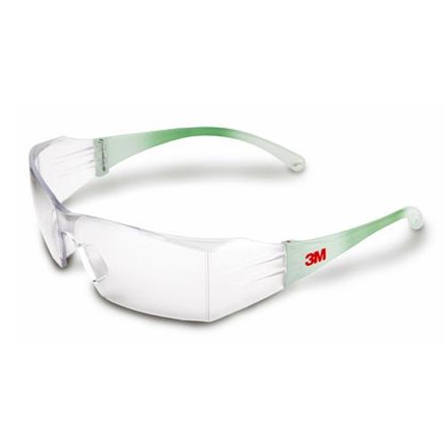 3M – Güvenlik Gözlükleri, Çizilme ve Buğu Önleyici Kaplama, Şeffaf Mercek, 2810