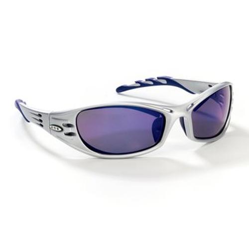 3M – Fuel – Koruyucu Göz Aksesuarları, 11641-00000-10 Mavi Ayna Cam, Gümüş Çerçeve