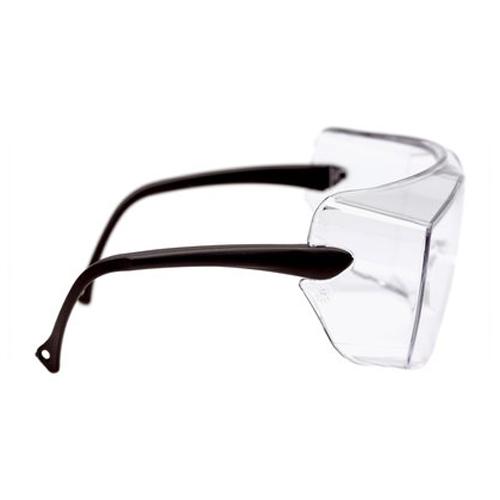 3M – OX 1000 Gözlük Üstü Koruyucu Gözlükler, Şeffaf Mercek, 17-5118-0000M