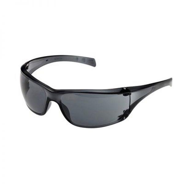 3M – Virtua AP – Güvenlik Gözlükleri, Çizilmeye Karşı Korumalı, Gri Mercek, 71512-00001M