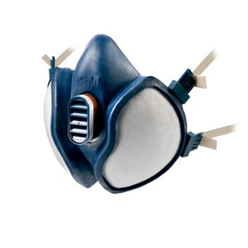 3M – 4000 Serisi Yarım Yüz Maskesi