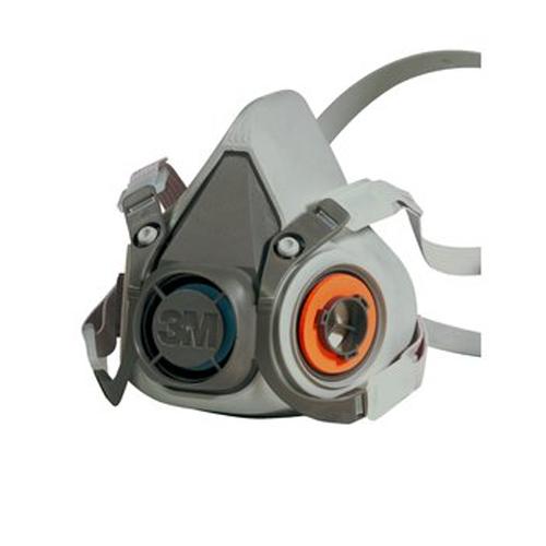 3M – 6000 Serisi Yarım Yüz Maskesi