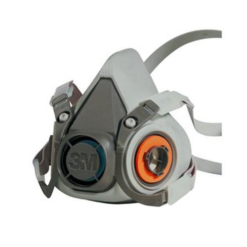 3M – 6100 Yarım Yüz Maskesi