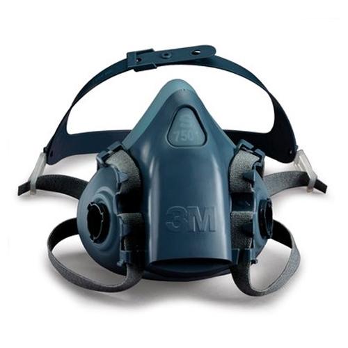 3M – 7500 Serisi Yarım Yüz Maskesi