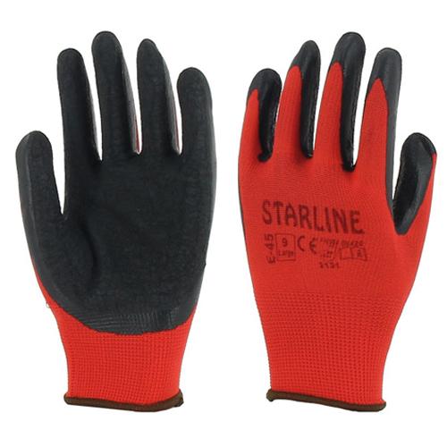 Starline – Dalgalı Lateks Eldiven / E-45