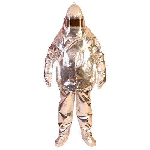 FYRAL – 5100 Alüminize Cam Elyaf Yangına Yaklaşma Elbisesi