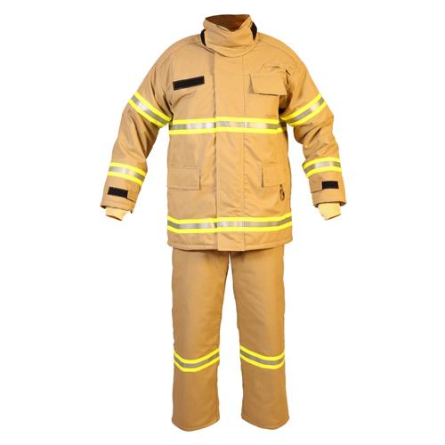 FYRPRO – 640 İtfaiyeci Elbisesi (Gold)