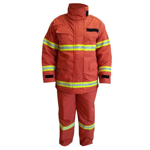 FYRPRO – 630 İtfaiyeci Elbisesi (Orange)
