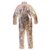 FYRAL – 800 V Alüminize Viskon Radyan Isı ve Erimiş Metal Sıçramalarına Karşı Elbise