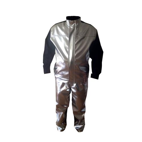 FYRAL – 900 DF Radyan Isı ve Erimiş Metal Sıçramalarına Karşı Koruyucu Elbise