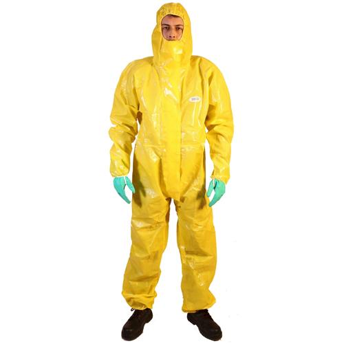 JETGUARD Kimyasal Koruyucu Tulum