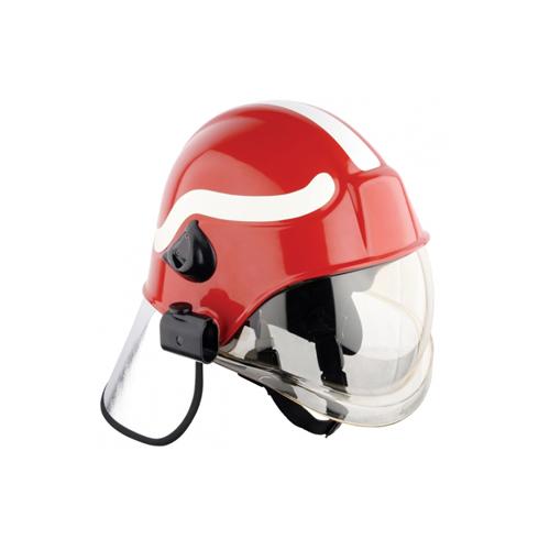 PAB FIRE HT-04 İtfaiyeci Miğferi (Kırmızı)
