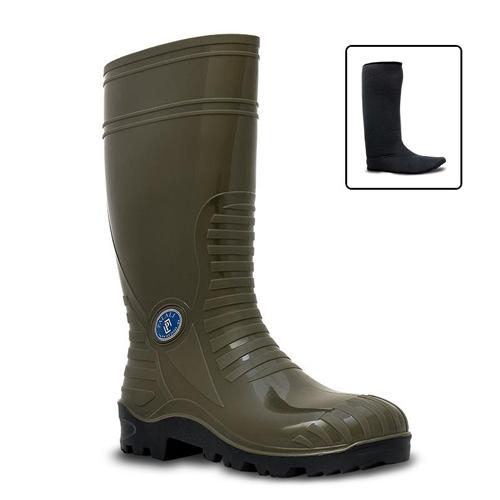 Palalı Çizme (S5 + Miflonlu)